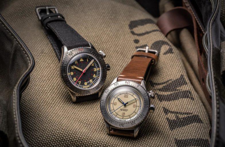 Военные часы Вимса и их современное прочтение от Undone