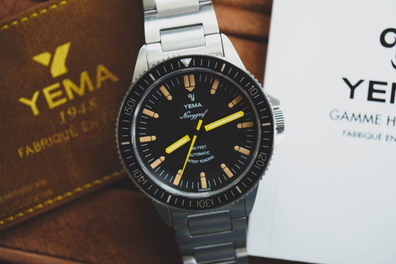 Yema Navygraf Heritage – не Суперменом единым