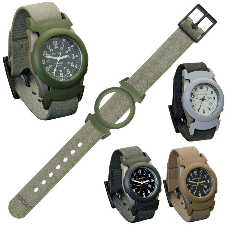 Серия часов Bertucci A-2CT Cera-Ti с керамическим покрытием