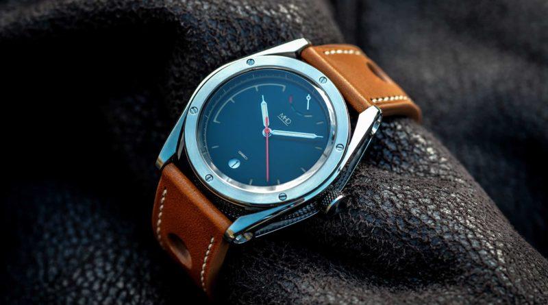 Новинка в многокомпонентном корпусе от MHD Watches