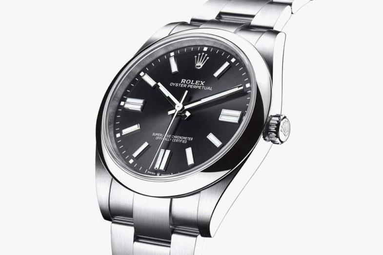 Коллекция Rolex Oyster Perpetual Collection 2020 года