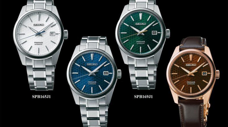 Seiko Presage Sharp Edged – на грани традиций и современности