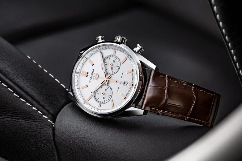 TAG Heuer Carrera Chronograph в классическом облике