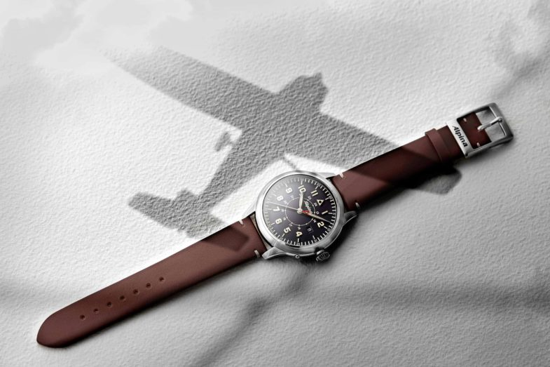 Alpina Startimer Pilot Heritage – воздушный охотник