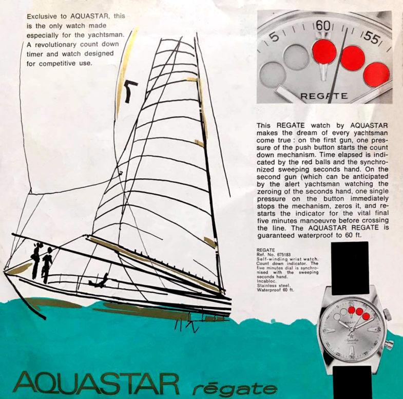 Aquastar – звезда из глубин истории