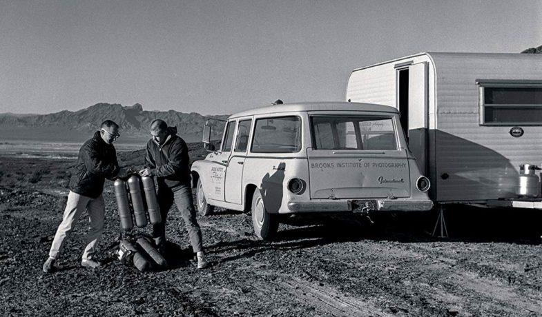 Пустынный дайвер Blancpain Bathyscaphe Day Date Desert Edition