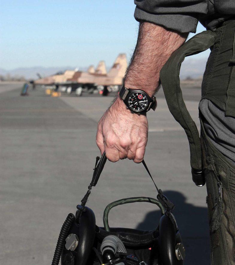 Top Gun пилот от IWC Schaffhausen