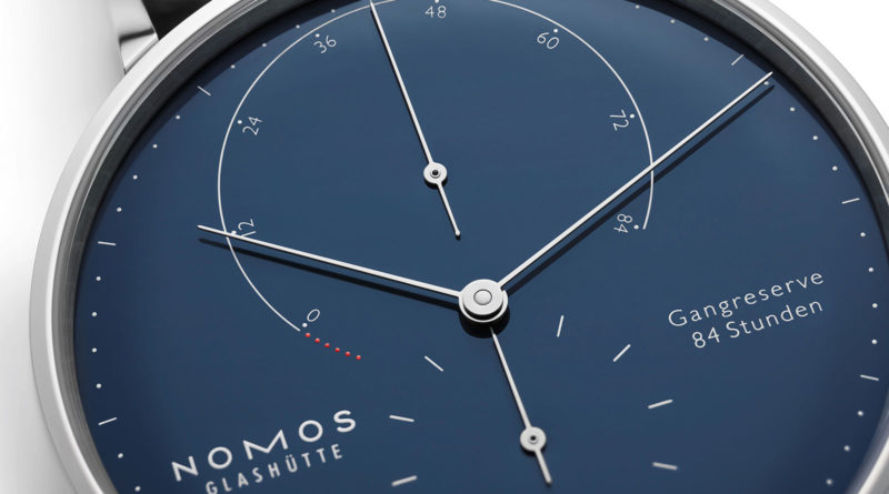 Nomos Lambda - 175 Years Watchmaking Glashütte