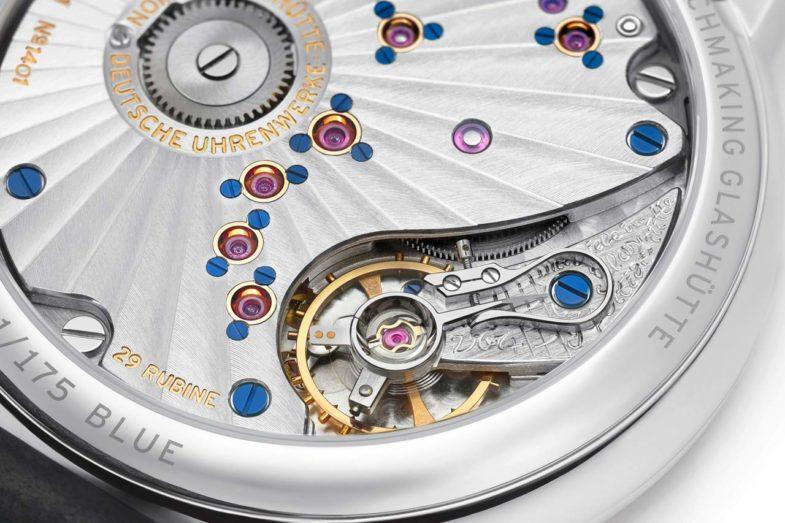 Nomos Lambda - 175 Years Watchmaking Glashütte