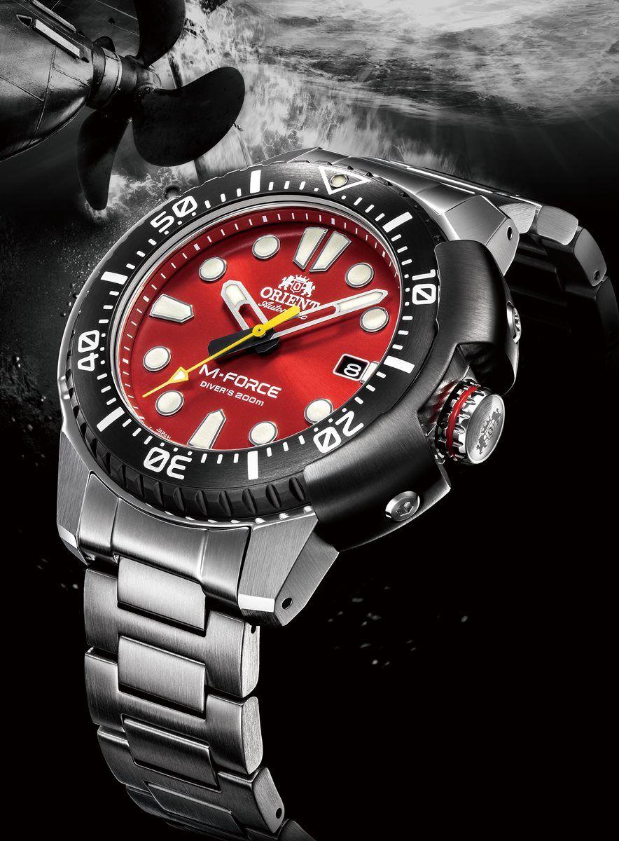 Actualités des montres non russes - Page 22 Orient_M-Force_01
