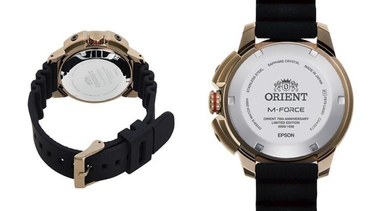 Обновлённая коллекция Orient M-Force 2020