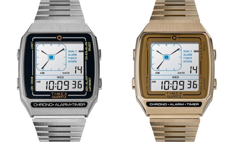 Две горячие осенние новинки Timex