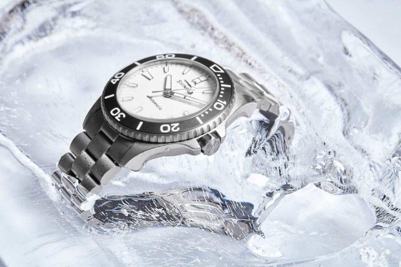 Ледяной монстр от Shinola