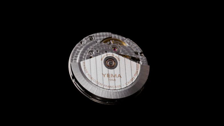 Бронза и новый калибр от Yema на Kickstarter
