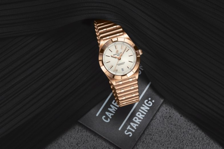 Breitling Chronomat – для прекрасных дам