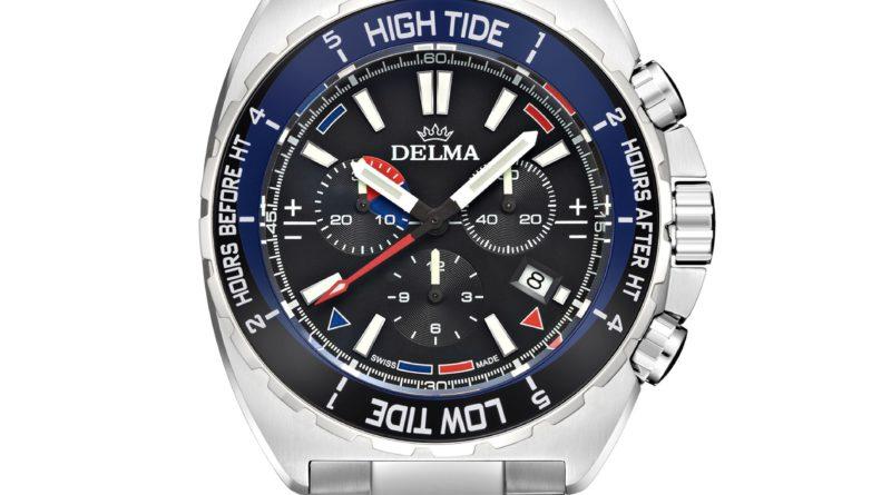 Delma Oceanmaster Tide – повелитель волн