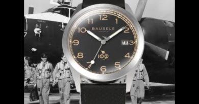 Bausele чествует 100-летие Королевских ВВС Австралии (RAAF)
