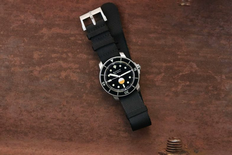 Blancpain Fifty Fathoms MIL-SPEC Hodinkee Limited Edition