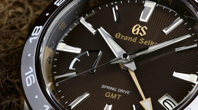 Эксклюзивное американское издание Grand Seiko GS9 Club US Limited Edition