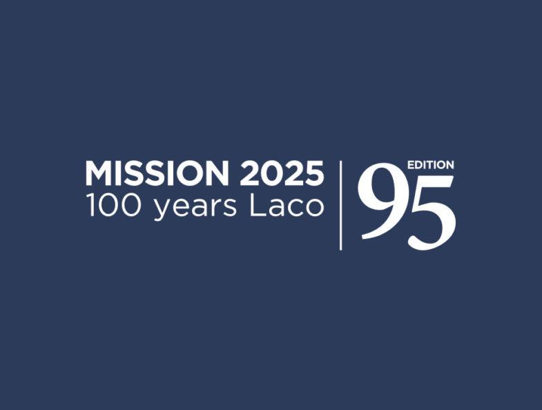 Laco Edition 95 - первая из пяти ежегодных лимиток