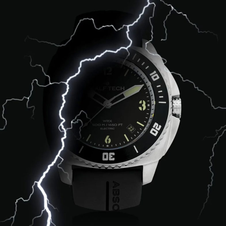 Ralf Tech WRX Electric - новая модель часов французских Commando Hubert