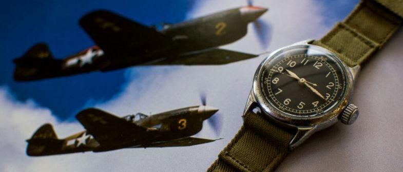 О военных часах A-11 и современном ремейке от Praesidus