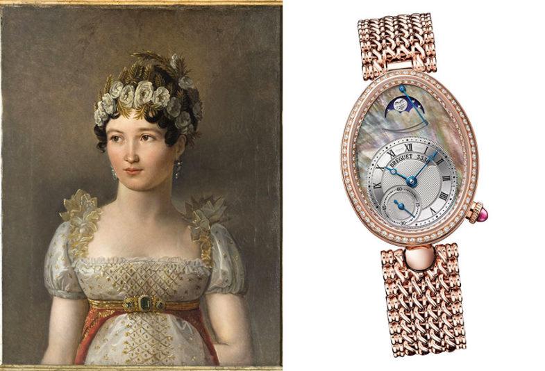 Breguet Reine de Naples Cœur – «сердечко» ко Дню влюблённых