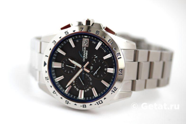 Casio Oceanus OCW-T3000-1AJF: лучший Океанус за свои деньги