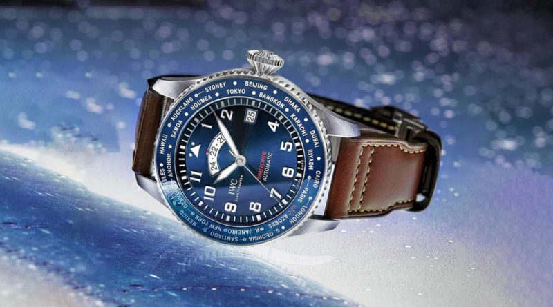 IWC Pilot's Watch Timezoner Edition из коллекции «Маленького Принца»