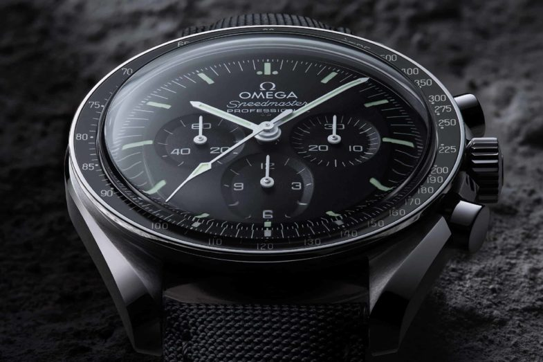 Новая Omega Speedmaster Moonwatch Professional Master Chronometer