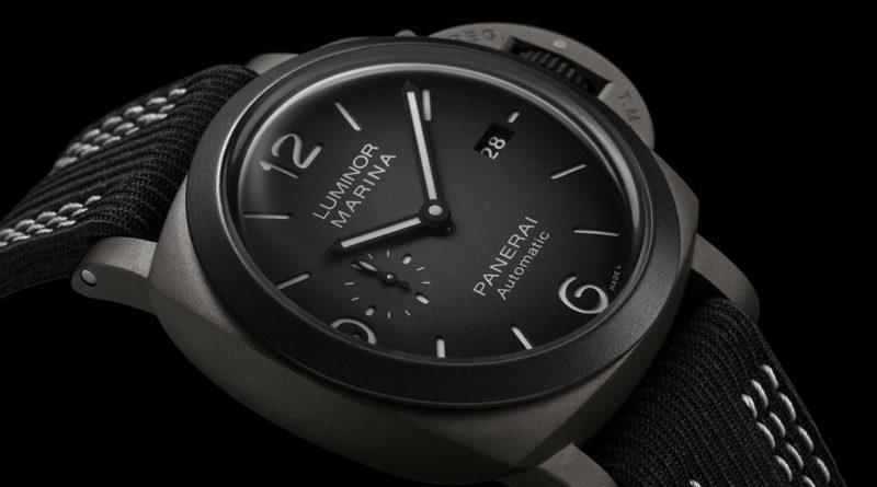 Panerai Luminor Marina Guillaume Néry Edition - праздник достижений