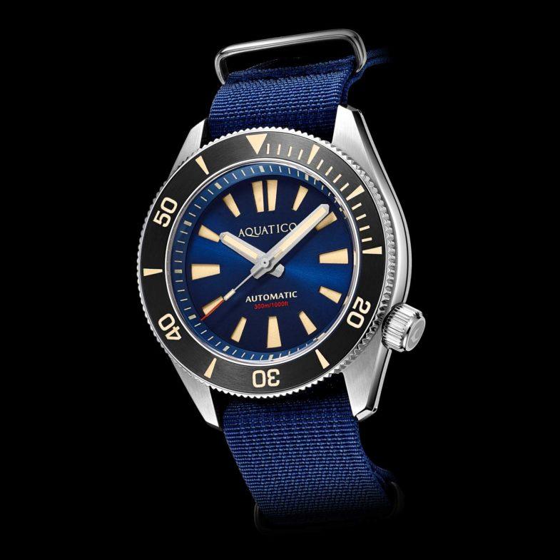 Лимитированный «Повелитель морей» Aquatico Poseidon