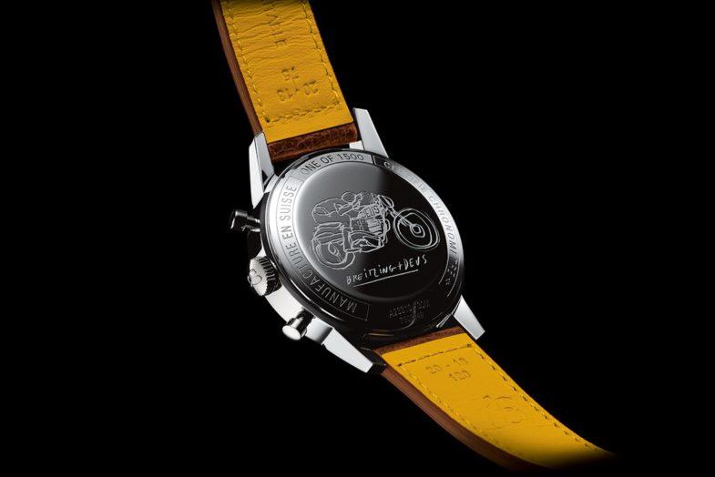Breitling Top Time Deus Limited Edition - беспечный ездок