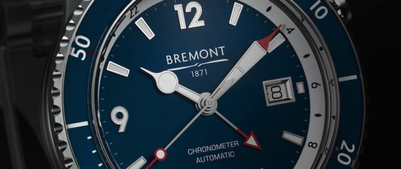 Bremont RFU 150 – дайвер для регби