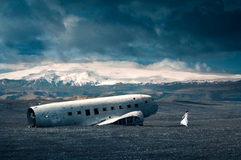 Islandus Dakota C-117 – счастливая жертва авиакатастрофы
