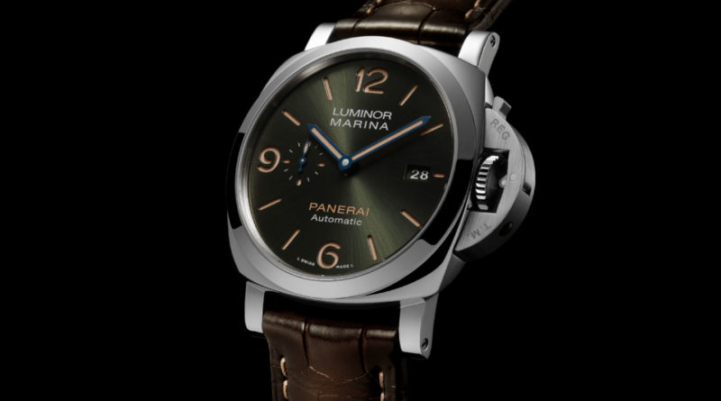 Panerai Platinumtech Luminor Marina – платиновый «костюмник»