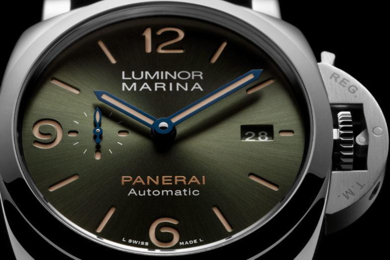 Panerai Platinumtech Luminor Marina – платиновый «костюмник»