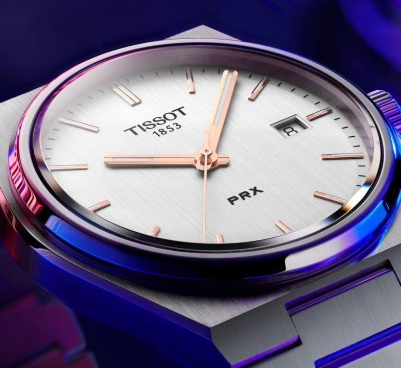 Tissot PRX - переиздание 2021 года