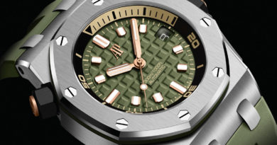 Обновлённые Audemars Piguet Royal Oak Offshore Diver