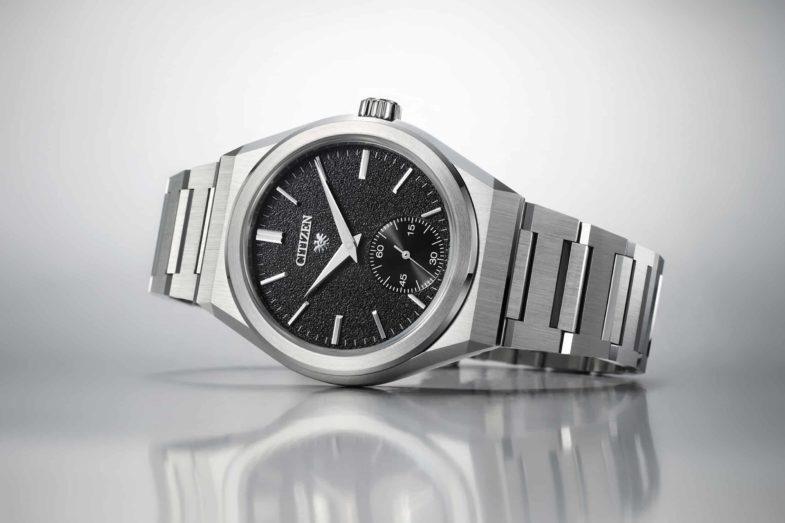 Новый калибр и часы на его основе от Citizen