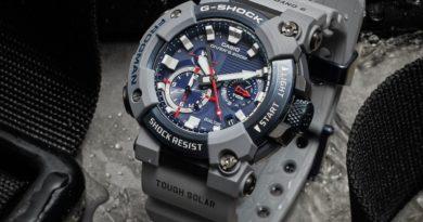 G-Shock GWF-A1000RN-8A посвящённые королевским ВМС
