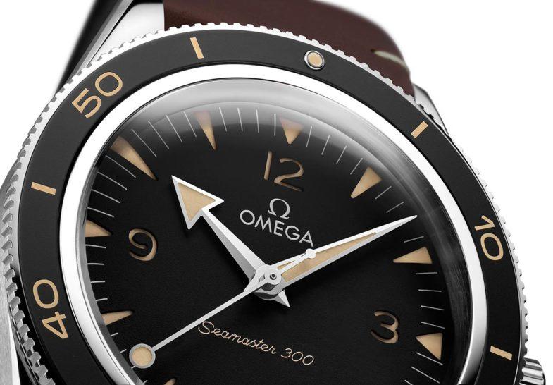 Omega Seamaster 300 - новая коллекция 2021 года