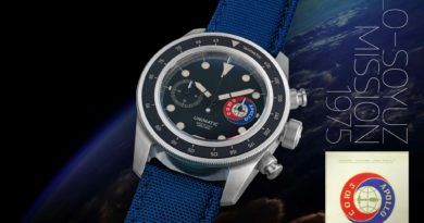 Часы миссии «Союз-Аполлон»