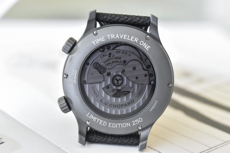 Две модели Chopard для путешественников в корпусах из инновационного материала