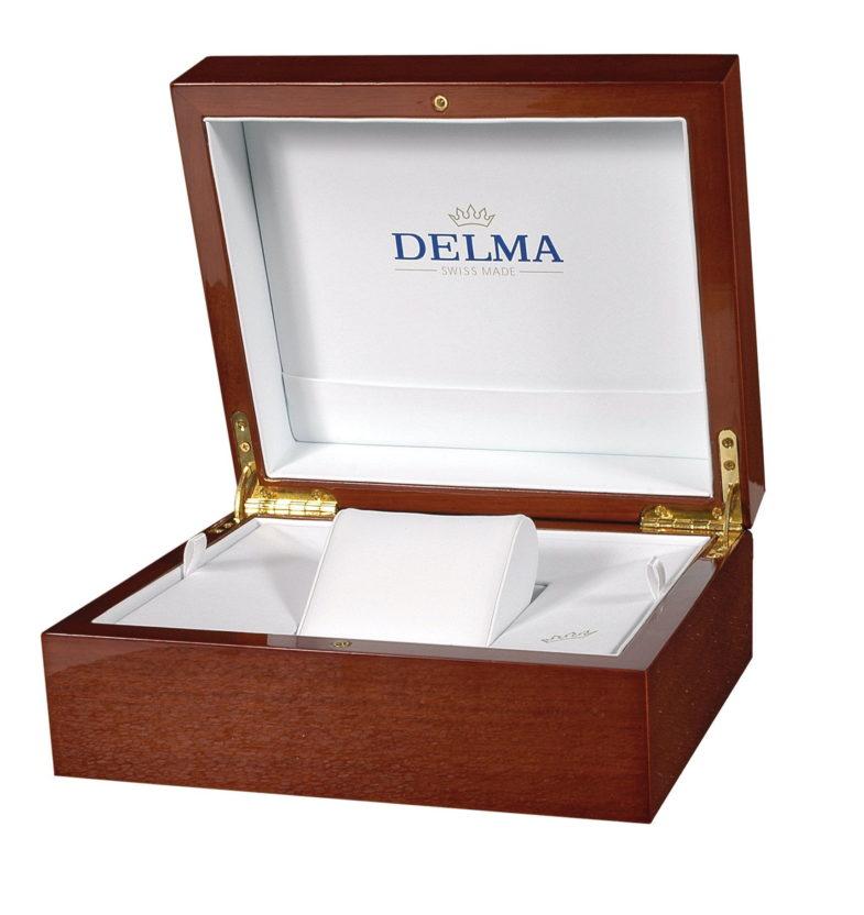 Юбилейное ограниченное издание Delma Heritage Chronograph