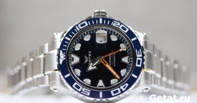 Обзор часов Kentex Marineman Sea-Angler