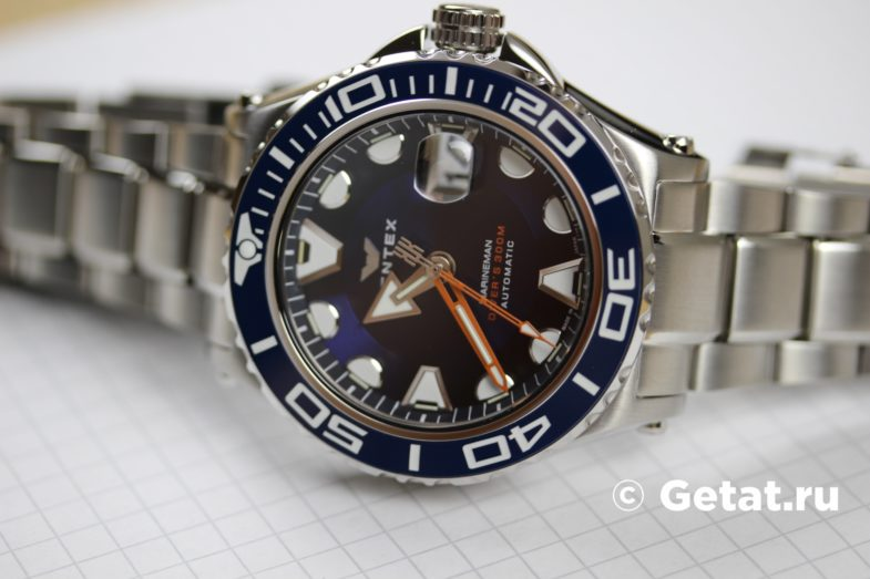 Обзор часов Kentex Marineman Sea-Angler