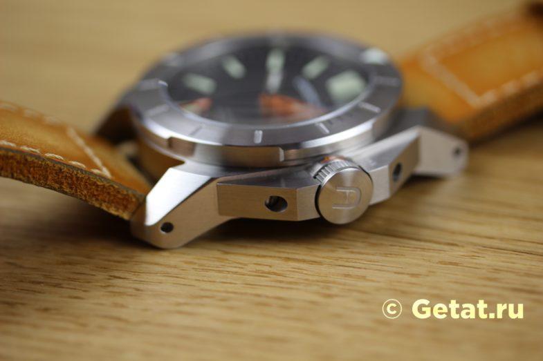 Обзор немецких часов CRONUS PROTOTYPE 3 Model PR-03GB