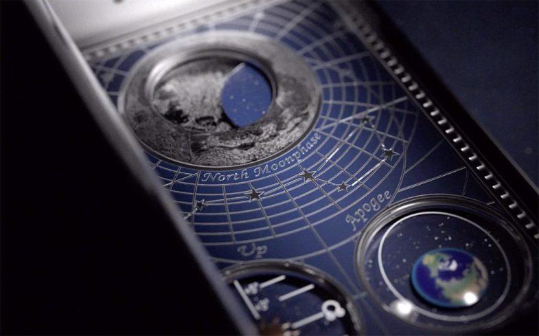 Jaeger-LeCoultre Reverso Hybris Mechanica Calibre 185 Quadriptyque – это космос!