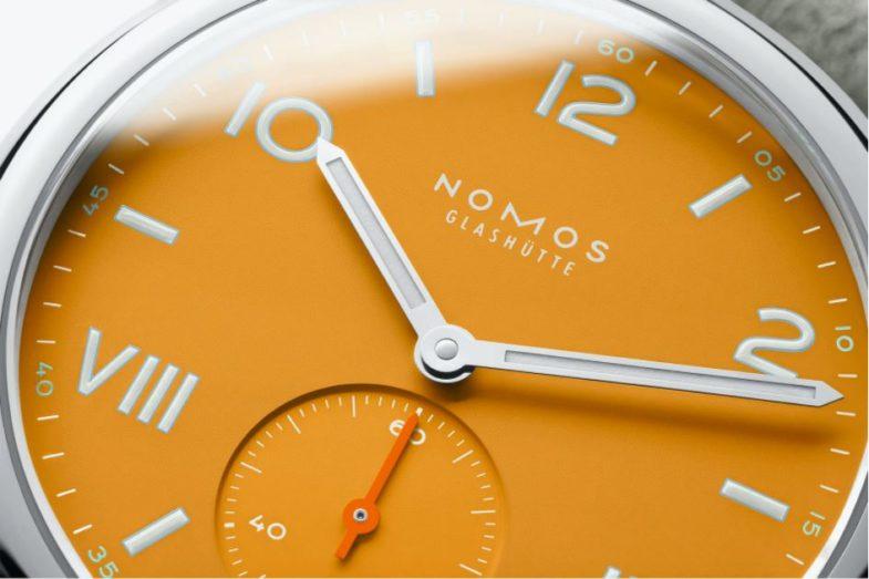 Новинки коллекции Nomos Club Campus